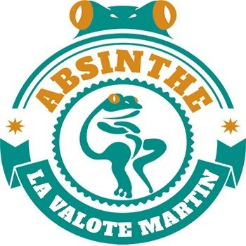 Absinthe La Valote Martin